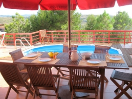 Casa do Mar – Villa with private pool by beautiful Magoito beach in Sintra