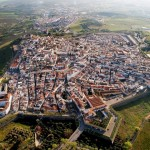 The garrison border town of Elvas