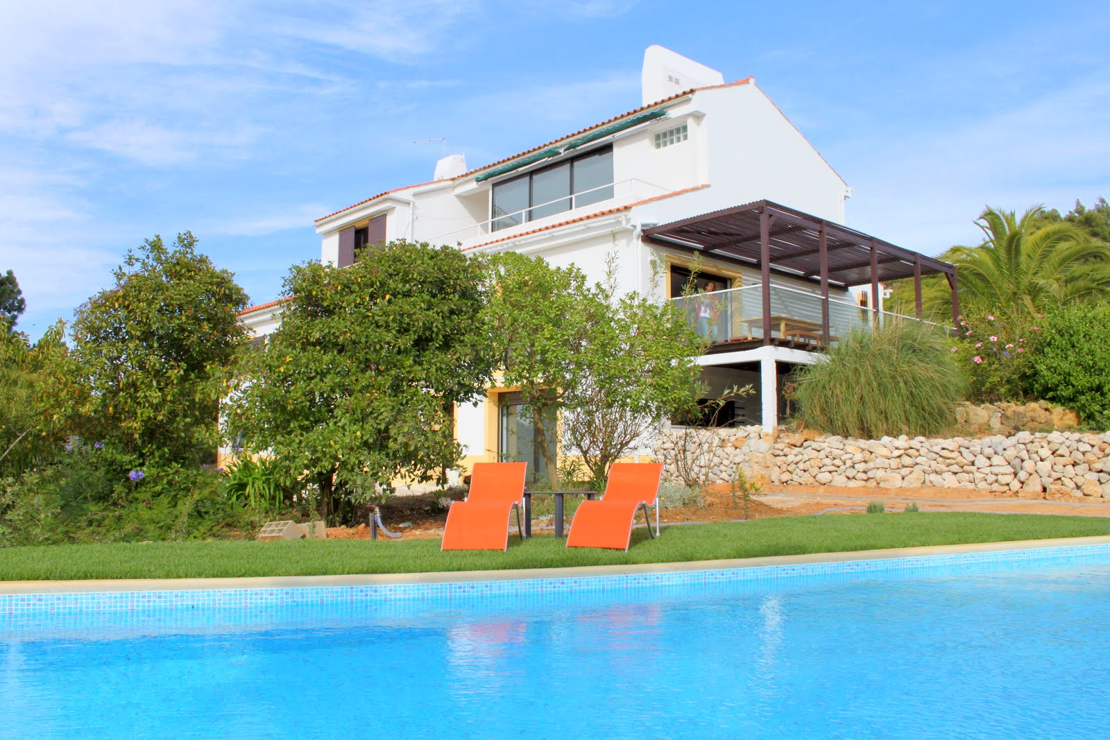 Villa Cipreste – luxury boutique Villa with private pool and spectacular sea views