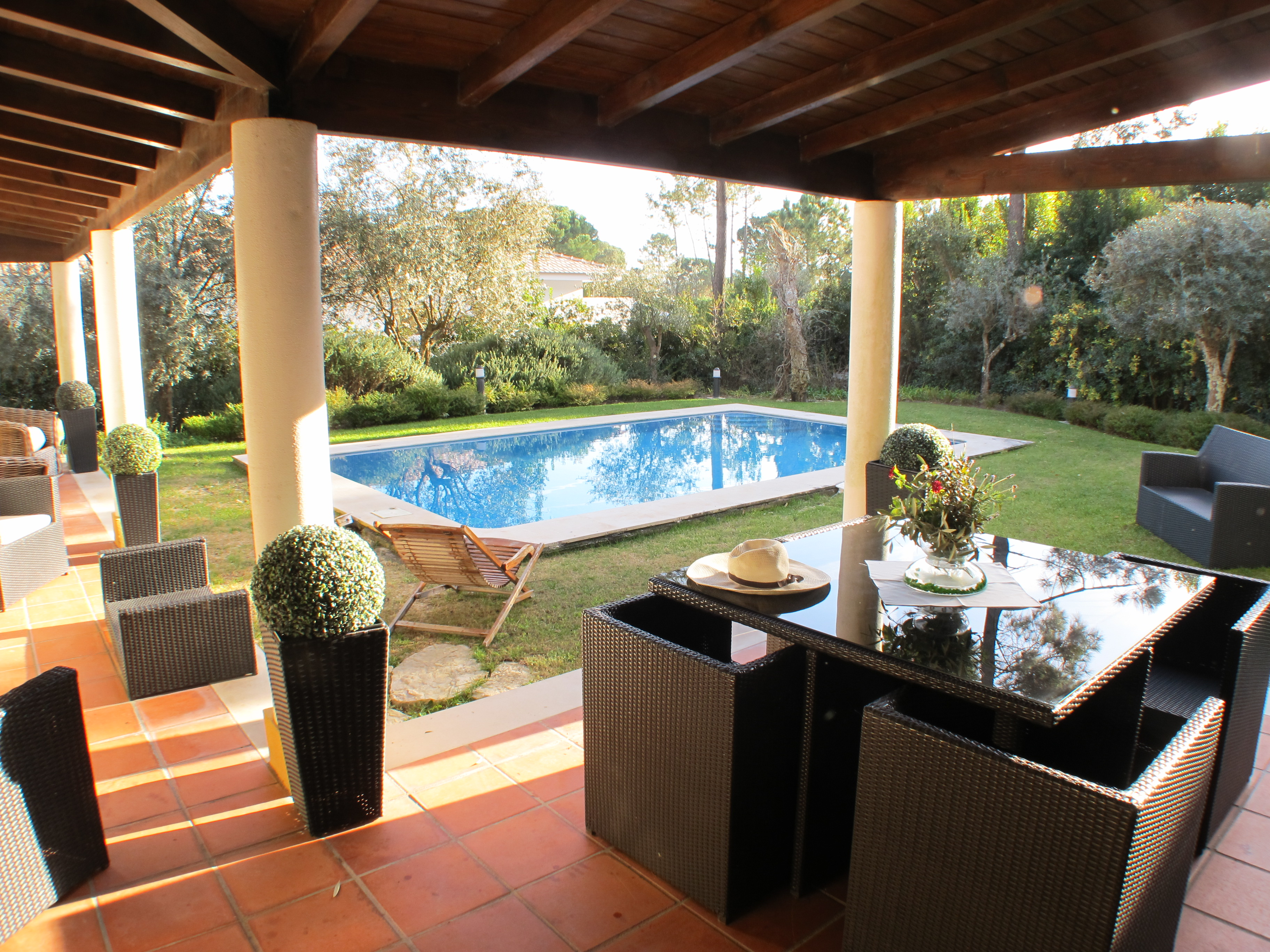 Sesimbra Golf Villa – Luxury villa with private swimming pool near the beach