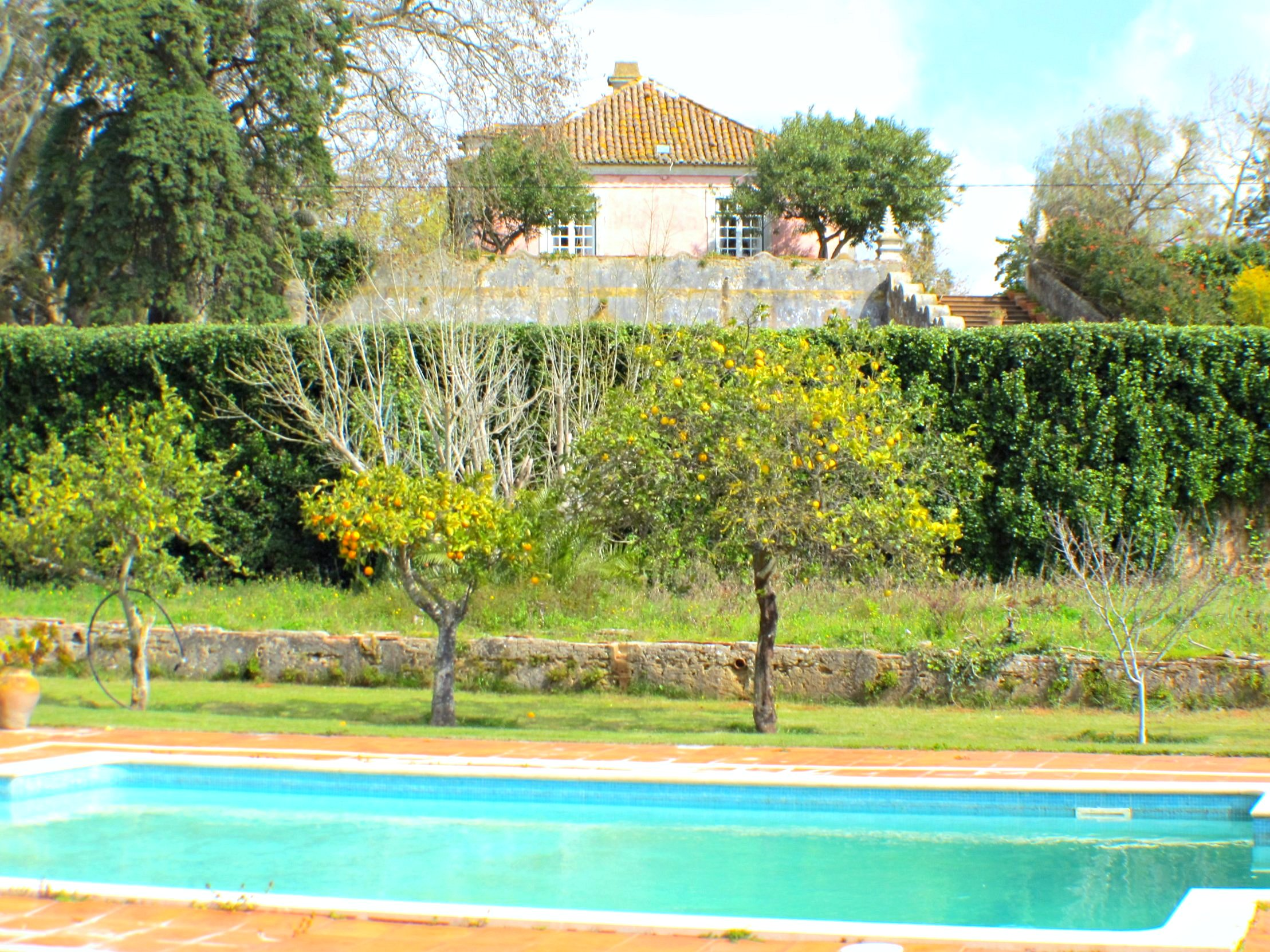 Quinta da Bela Vista – Grand 18th Century manor house with private pool and tennis