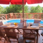 Casa do Mar - Villa with private pool by beautiful Magoito beach in Sintra