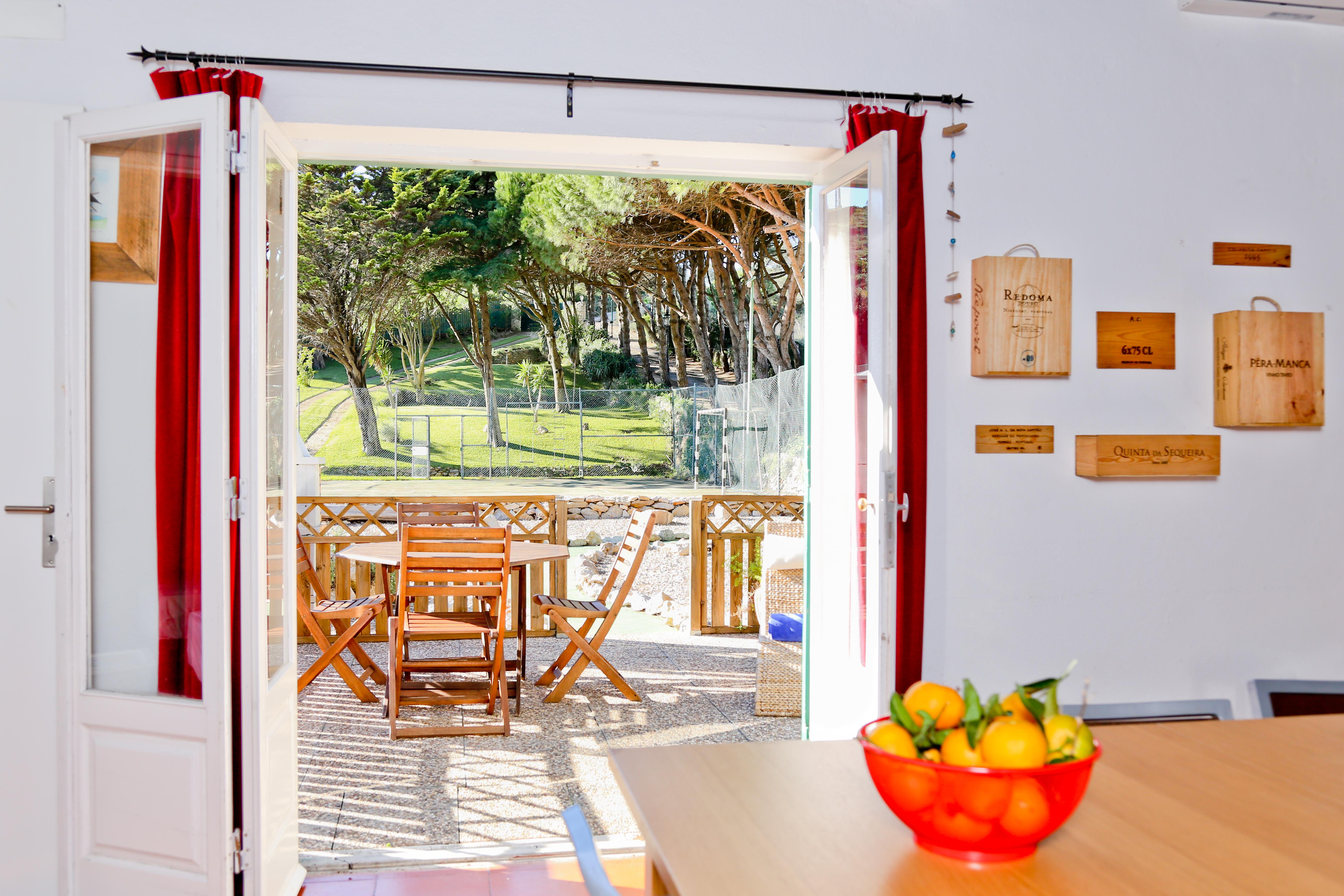 Geranium house in Morada Sol – Malveira da Serra – Cascais