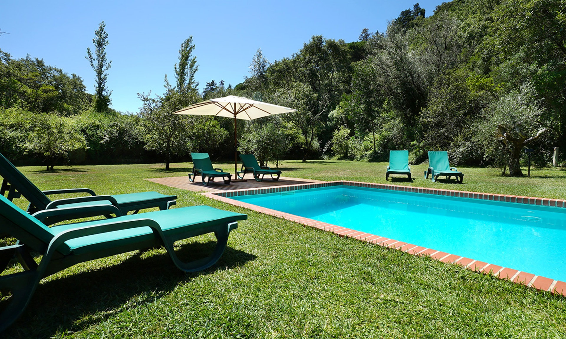 Cabana do Bispo – Luxury villa with private swimming pool near the beach