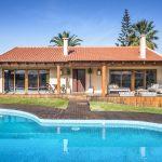 Machado Estate - Stunning Luxury Villa With Heated Private Pool