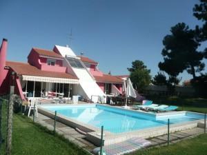 Villa Marisol and its private pool