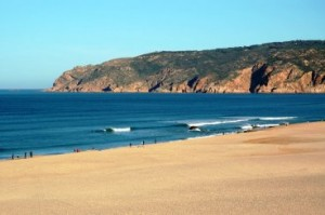 Nearby Guincho beach