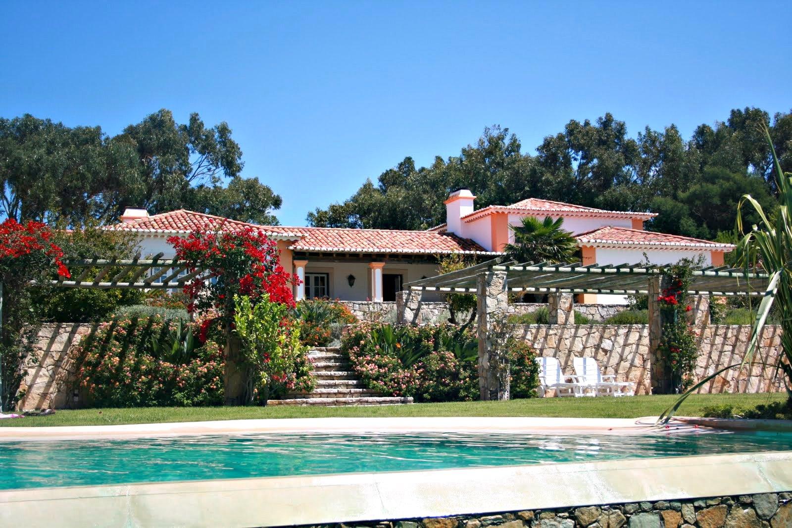 Villa Malveira – Stunning portuguese country house – Cascais