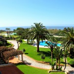Gandarinha Holiday Apartment in Cascais - Luxury condominium with swimming pool and tennis court