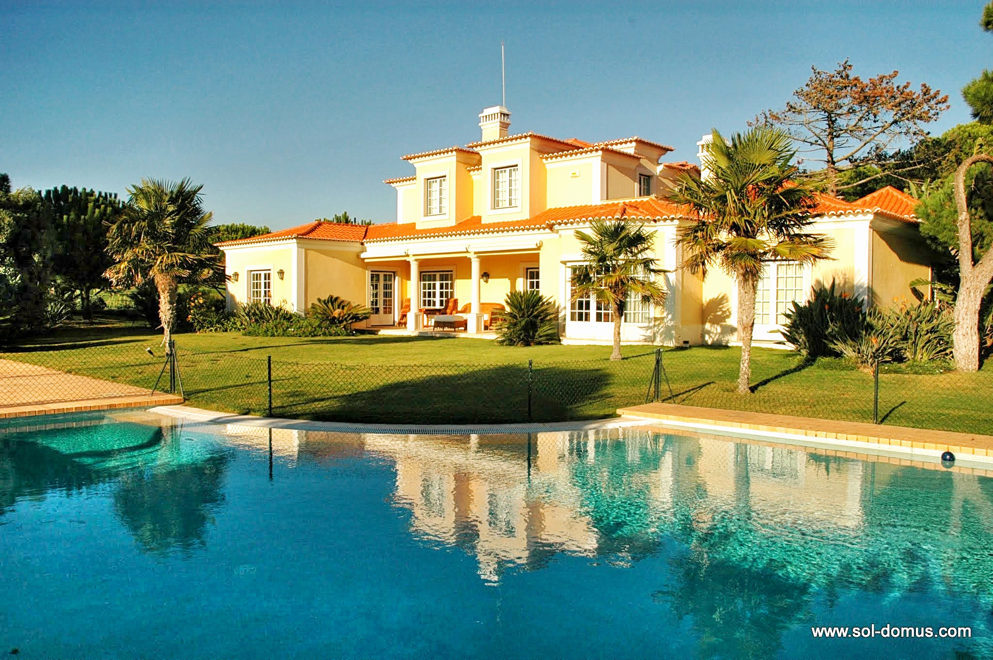 Villa Marinha Golf – Luxury Villa with private pool and golf views