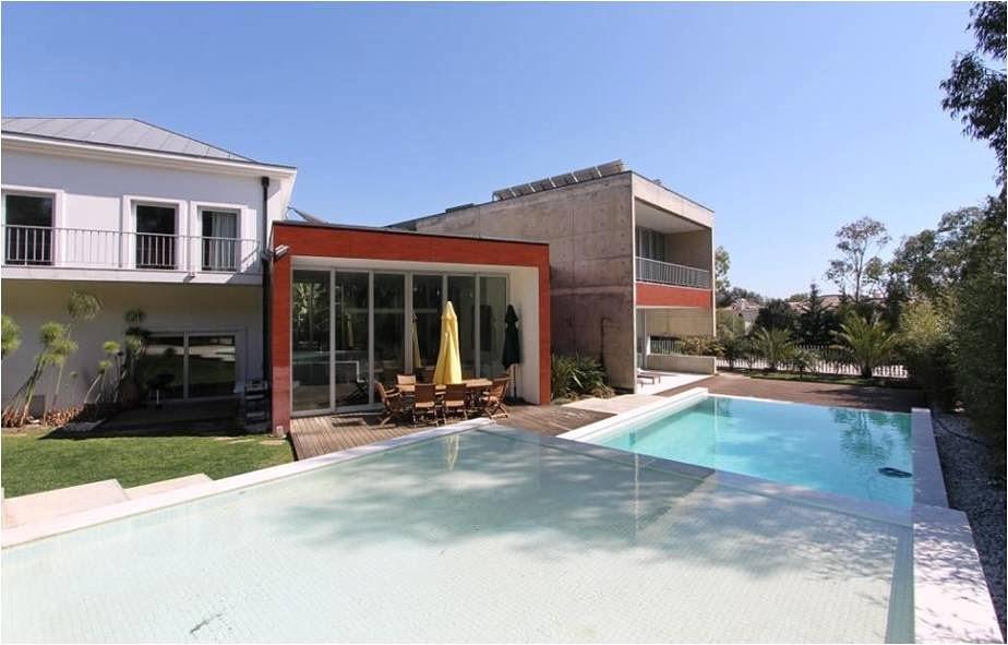 Cascais Design Villa – Stunning designer villa with private swimming pool and spa
